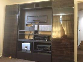 Ikea tv unit and storage cabinet