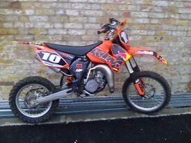 ktm85sx 2007