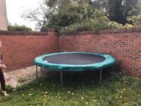10ft trampoline - free