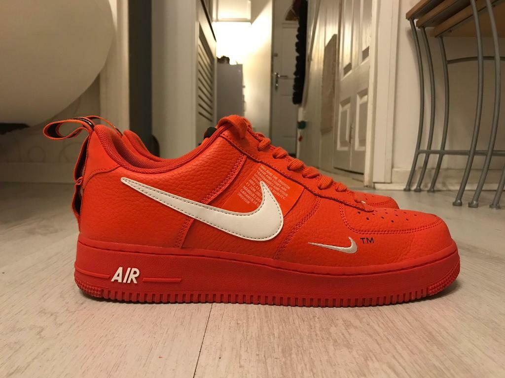finest selection 233f4 a68b4 Nike Air Force 1  07 LV8 Utility (Limited Edition) Size 9