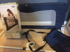 BabyDan bed guard - Excellent condition