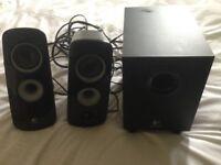 Logitech Z323 2in1 Speakers