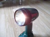 12 volt -14.4 volt Bosch torch (BODY ONLY)