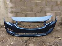 Vauxhall Astra K 2016 2017 genuine front bumper for sale