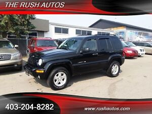 2002 Jeep Liberty Limited Limited 4dr