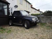 Suzuki Vitara 1.6L 8V (manual) - £650 ono, MOT til 27/01/18, great for going off-road