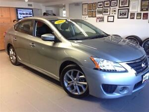 2013 Nissan Sentra 1.8 SR SAVE HUGE!!!