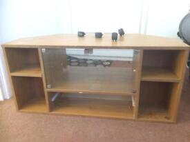 Wooden TV stand £20 ONO