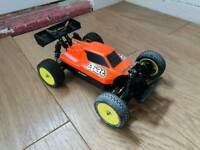 Losi Mini 8ight Buggy. 3s Ready. Brushless Rc Car Buggy. RPM