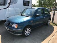 Nissan Micra 1.0 Sport - 2 owners from new! 70k miles. Spares or Repair