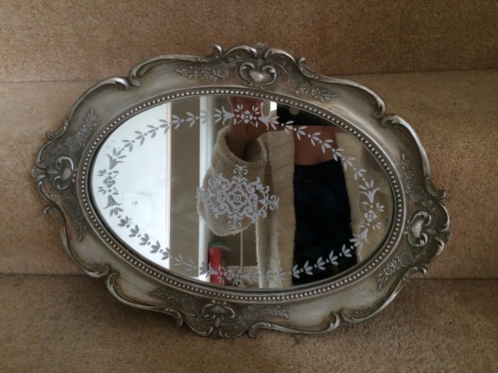 Beautiful Mirror/Tray