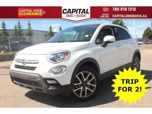 2017 Fiat 500X TREKKING AWD | DUAL SUNROOF | 18 WHEELS | BACK UP