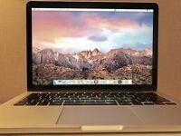 "2015 Apple MacBook Pro 13.3"" with Retina Display - 256GB Flash Storage"