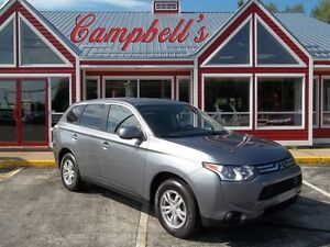 2014 Mitsubishi Outlander ES MODEL!! ALL WHEEL DRIVE!! HEATED SE