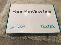 Talk Talk Youview Freeview Box BNIB