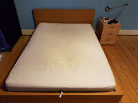 Free Ikea Bed Frame and Mattress - Collection Only