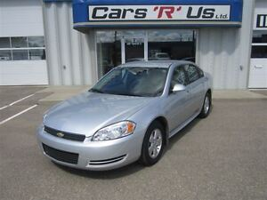 2010 Chevrolet Impala LT LOADED LOCAL TRADE ONLY 108K!