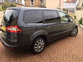 GALAXY GHIA TDCI MOT JUN 2017 SERVICE HISTORY 7 SEATER MPV 6 SPEED PRIVATE SALE OWNER MOVEING AWAY