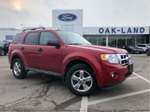2010 Ford Escape V6 Leather,Sunroof,This was a One Owner Trade i