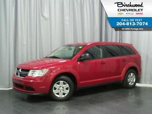 2012 Dodge Journey SE 7-PASS