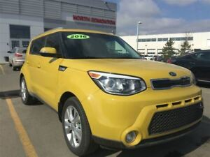 2016 Kia Soul EX 5 Passenger Hatch | Certified Pre-Owned