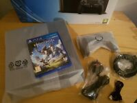 Ps4 500GB 1 game