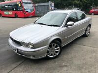 2003 JAGUAR X-TYPE V6 2.1L AUTOMATIC EXCELLENT CONDITION LONG MOT FULL SERVICE HISTORY