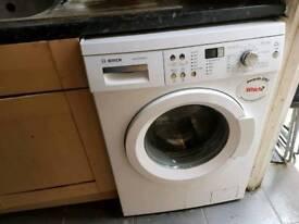 Bosch washing machine perfect working