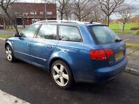 Audi A4 S-Line tdi px wecome
