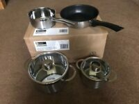NEW NEFF induction pot set. Product code: Z9442X0