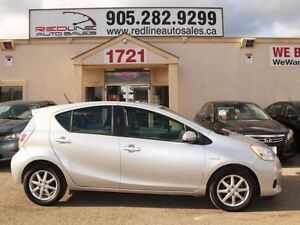 2012 Toyota Prius c Hybrid, Alloys, WE APPROVE ALL CREDIT