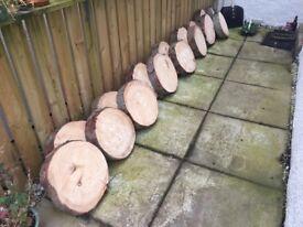 Log Slabs