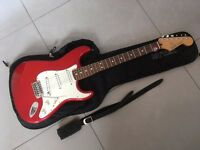 Fender Stratocaster 2006 60s style plus extras. C.A.R.