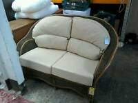 Conservatory two seater sofa #24708 £69
