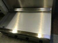 Gas Griddle, Flat Grill