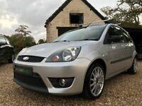 2008 Ford Fiesta Zetec-S TDCi Low Mileage Long MOT Superb History inc Cambelt Warranty Part Exchange
