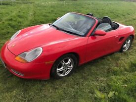 STUNNING PORSCHE BOXSTER FOR SALE!