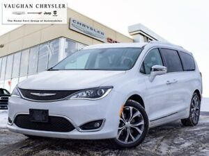 2017 Chrysler Pacifica Limited* Only 44487 kms * Navigation