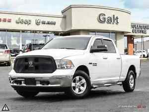 2015 Ram 1500 SLT DIESEL 4X4| BACK UP CAM TOW MIRRORS BLUETOOTH
