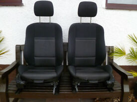 BMW X3 E83 M-SPORT INTERIOR SEATS AND DOOR CARDS