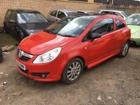 2008 Vauxhall Corsa SRI TURBO Replica