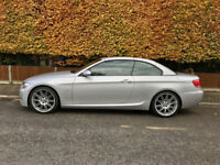 BMW 320D Convertible Manual M-Sport Hardtop