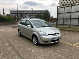 2006 TOYOTA COROLLA VERSO 2.0 DIESEL D4D - ONLY 89k LOW MILES, MANUAL, 7 Seater, MPV, Cheap Cars