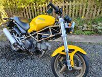 Ducati, 600 M, 2000, 583 (cc)