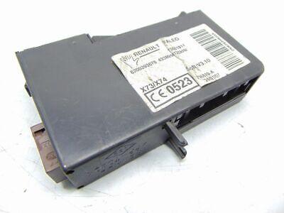 ⋆ Control Unit Card Reader Key Renault Laguna II 8200293678 ⋆ Warranty