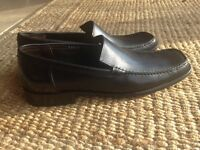 Mens Loake leather shoes size 10