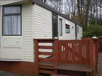 Special offer holiday caravan sleeps 4 April 1 to April 8 7 nights £100