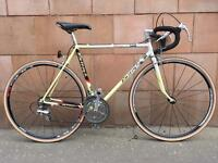 Raleigh Team Kellogg's Mens Vintage Retro Road Bike 20 Inch Frame 14 Speed Excellent Condition