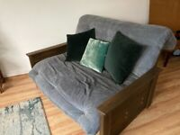 Handmade Sofa Bed with Storage Drawer