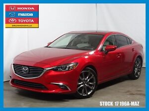 2016 Mazda MAZDA6 GT+TECH+INT BLANC+CLIENT MAISON+++